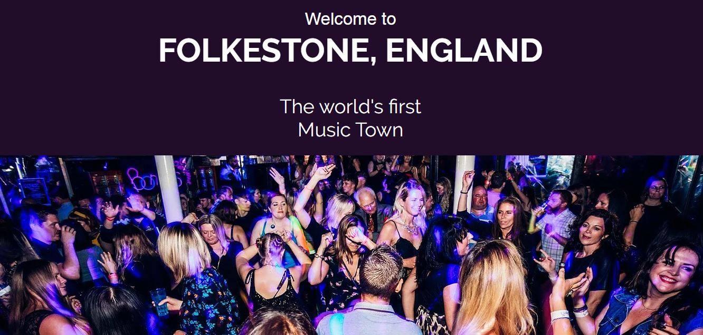 Folkestone Is A Music Town!!