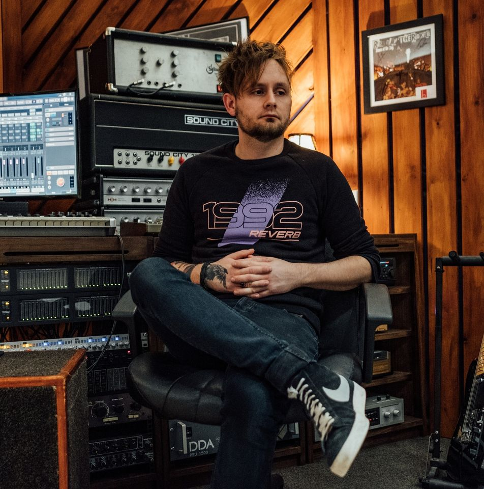 Anchor Baby Recording Studio Folkestone Music Town