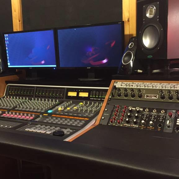 Hidden Track Recording Studio Folkestone Music Town