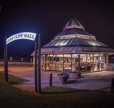 Leas Cliff Hall Live Music Venue Folkestone Music Town Kent