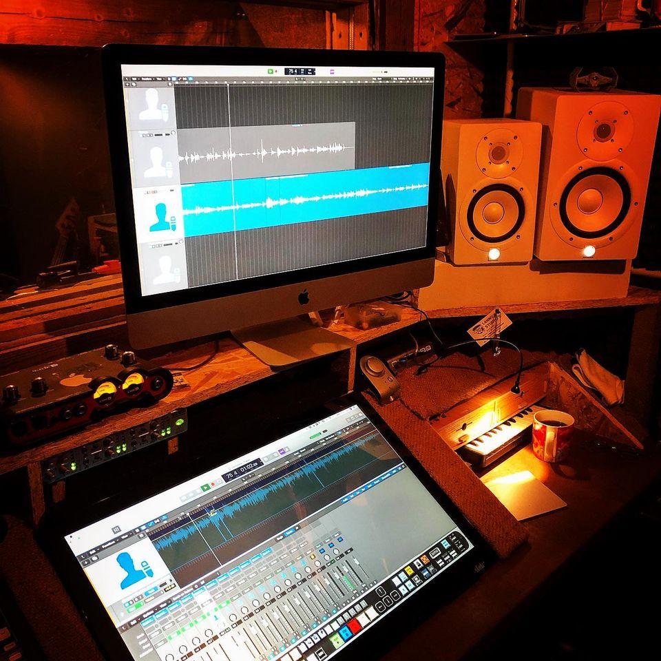 Lenny's Studio Folkestone Music Town
