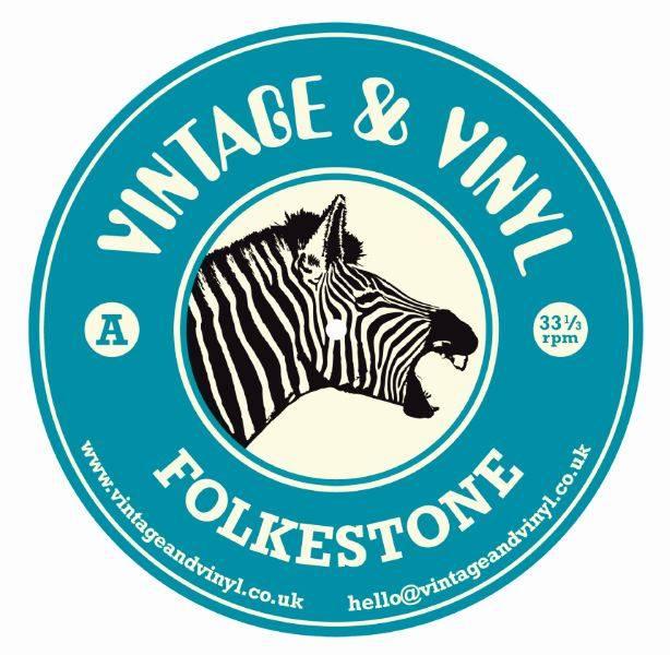 Vintage and Vinyl Music Shop Folkestone Music Town